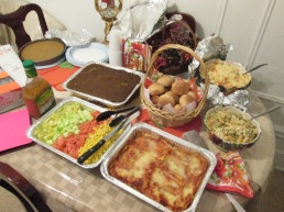 The spread