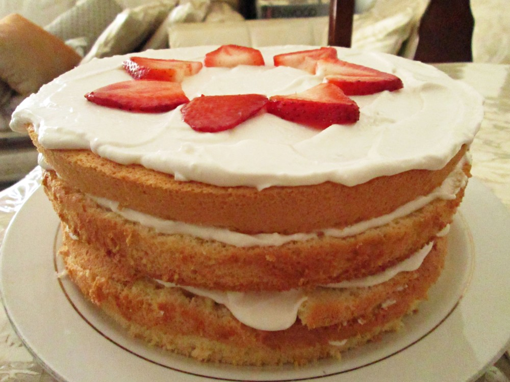 Strawberry Shortcake (1/5)