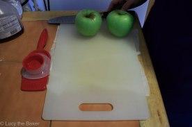 Apple Chips Prep1