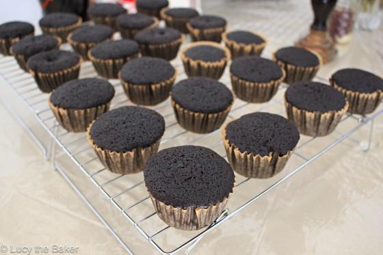 Chocolate Stout Cupcakes 1