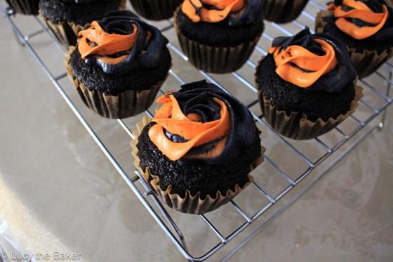Chocolate Stout Cupcakes 3