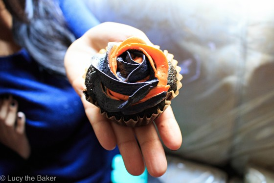 Chocolate Stout Cupcakes 4