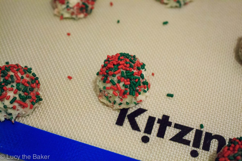 Christmas Confetti Cookies (5/6)