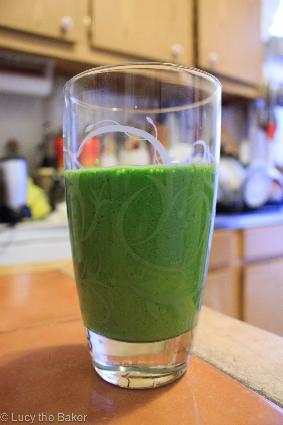 Green Monkey Smoothie